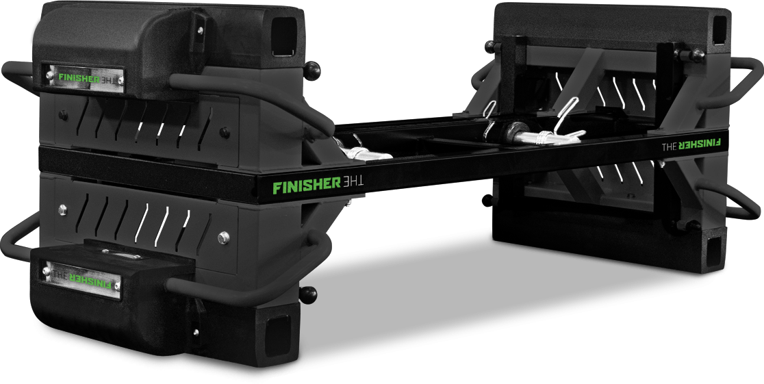 The Finisher Football Training Tool