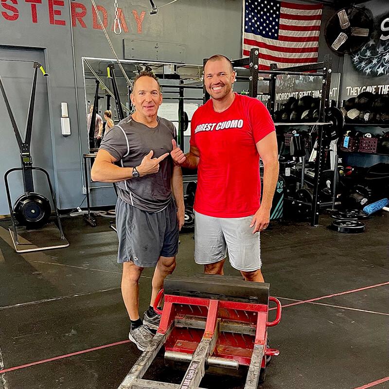 Ben Bergquam - Frontline America Warrior Fitness