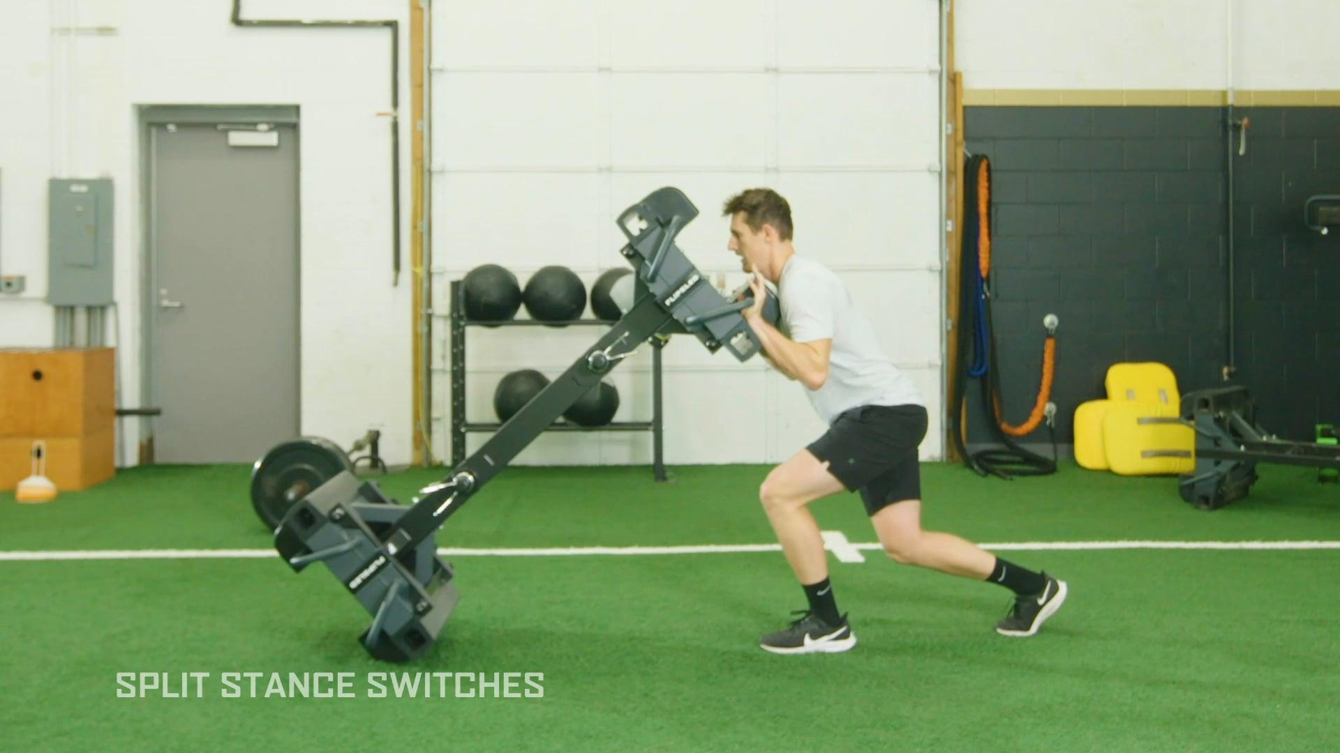 Split Stance Switches